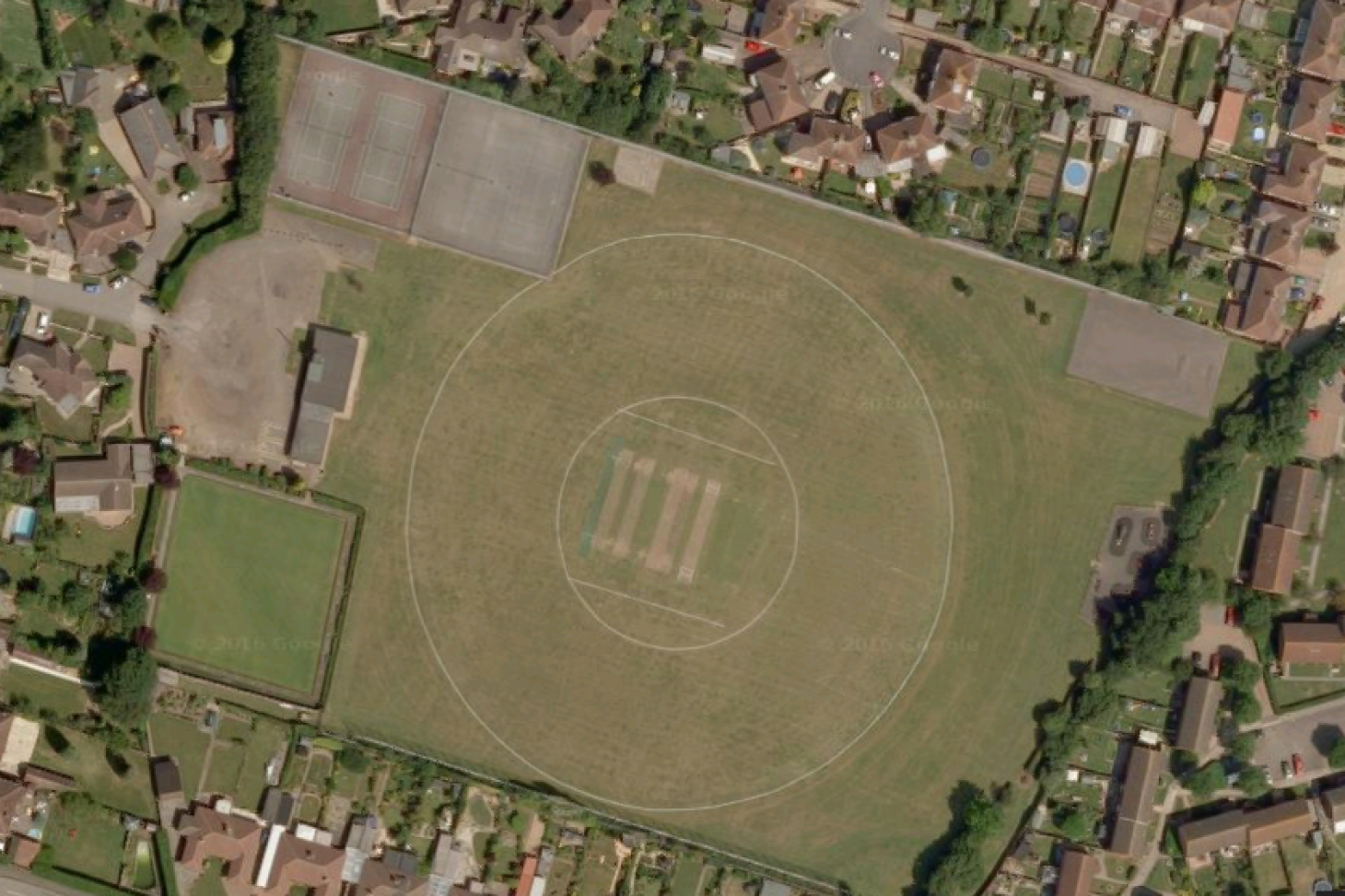 Lancaster Avenue Recreation Ground Full size | Grass cricket facilities