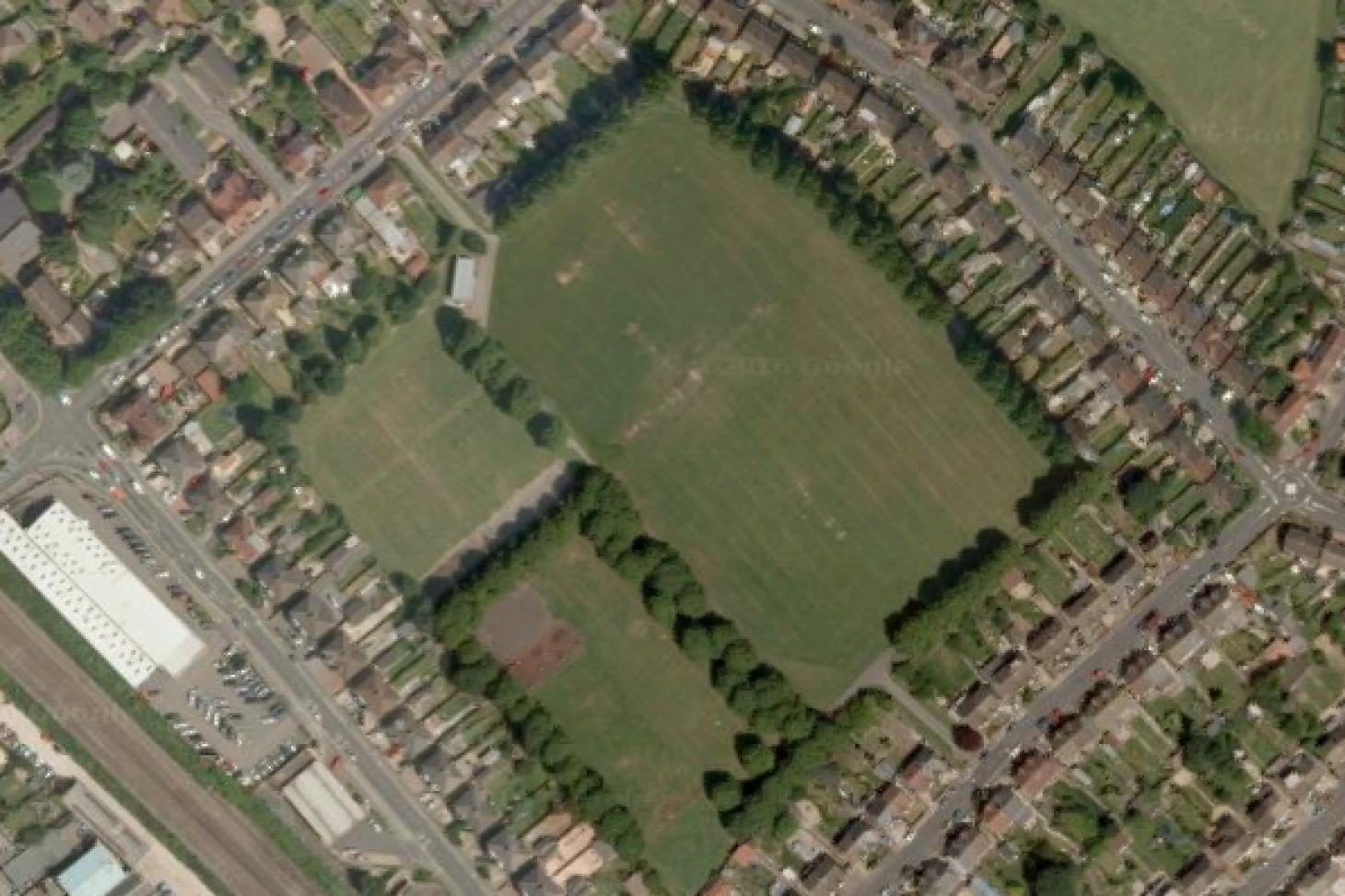 Blundell Road Recreation Ground 5 a side | Grass football pitch