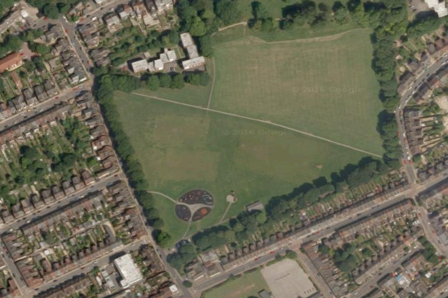 Bells Close Recreation Ground 11 a side | Grass football pitch