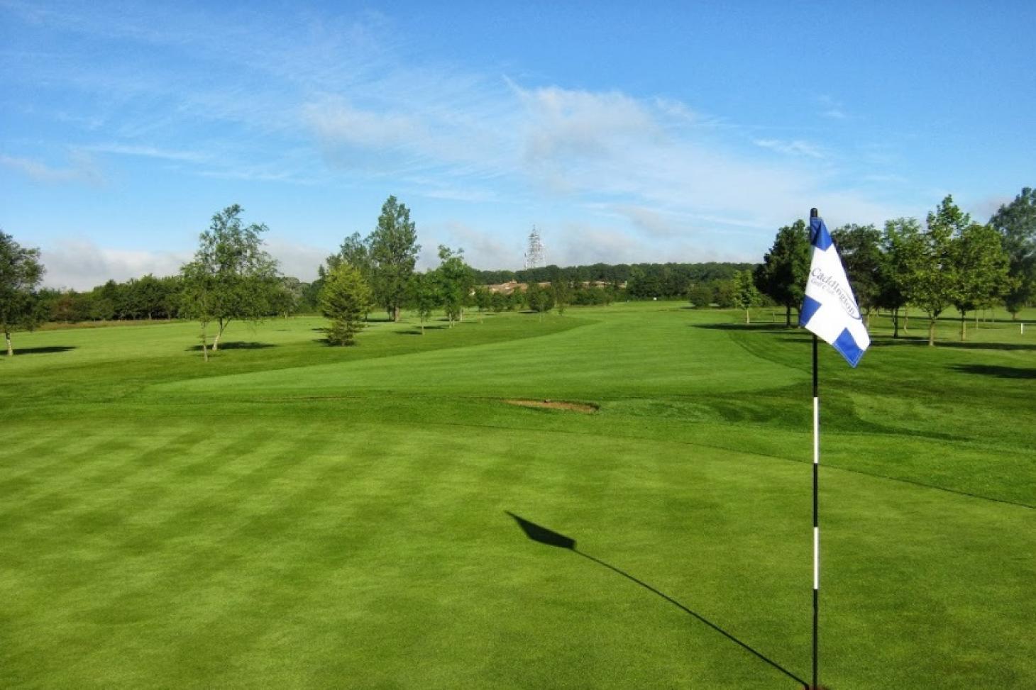 Caddington Golf Club 18 hole golf course