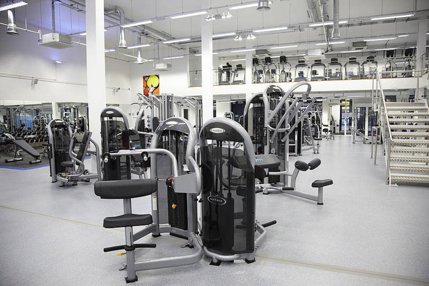 The Gym Luton Gym gym