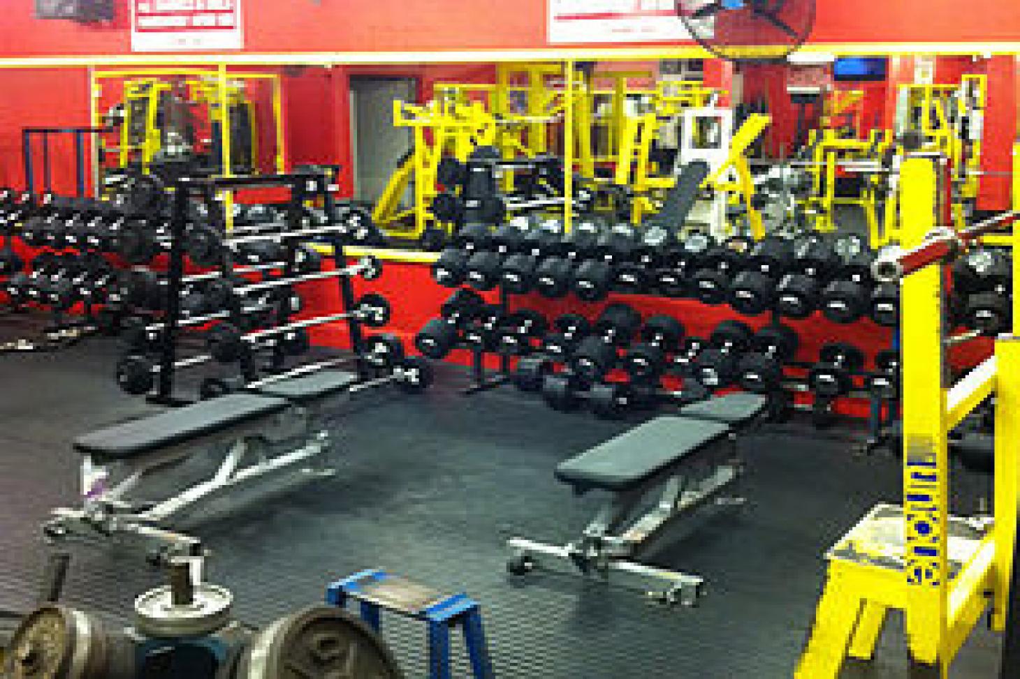 Gym 1 Gym gym