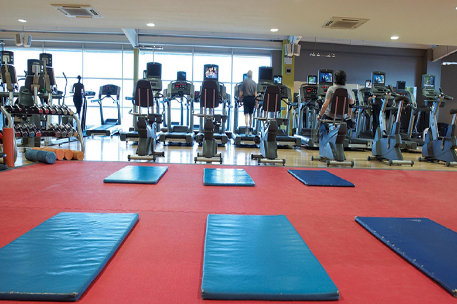 David Lloyd Luton Gym gym