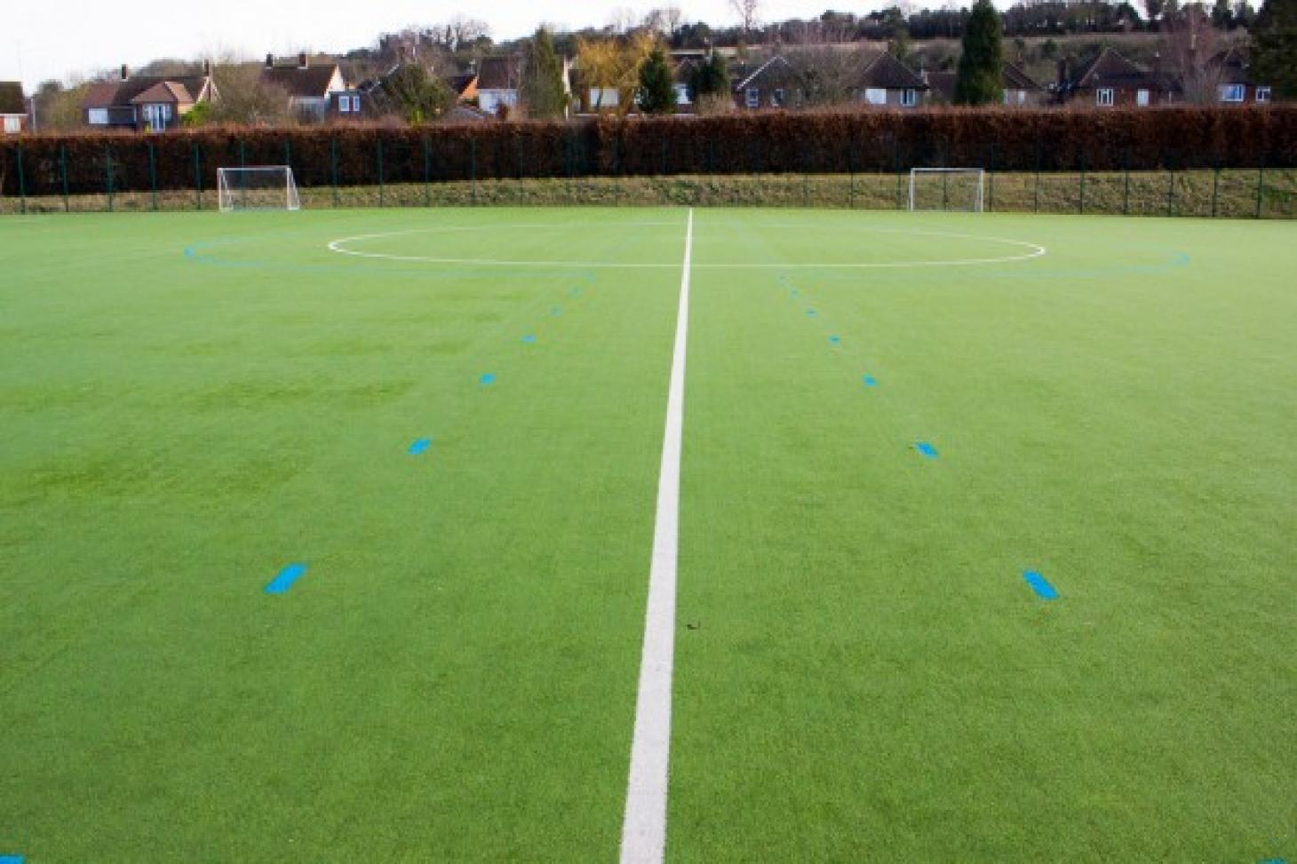 Luton Sixth Form College 7 a side | Astroturf football pitch