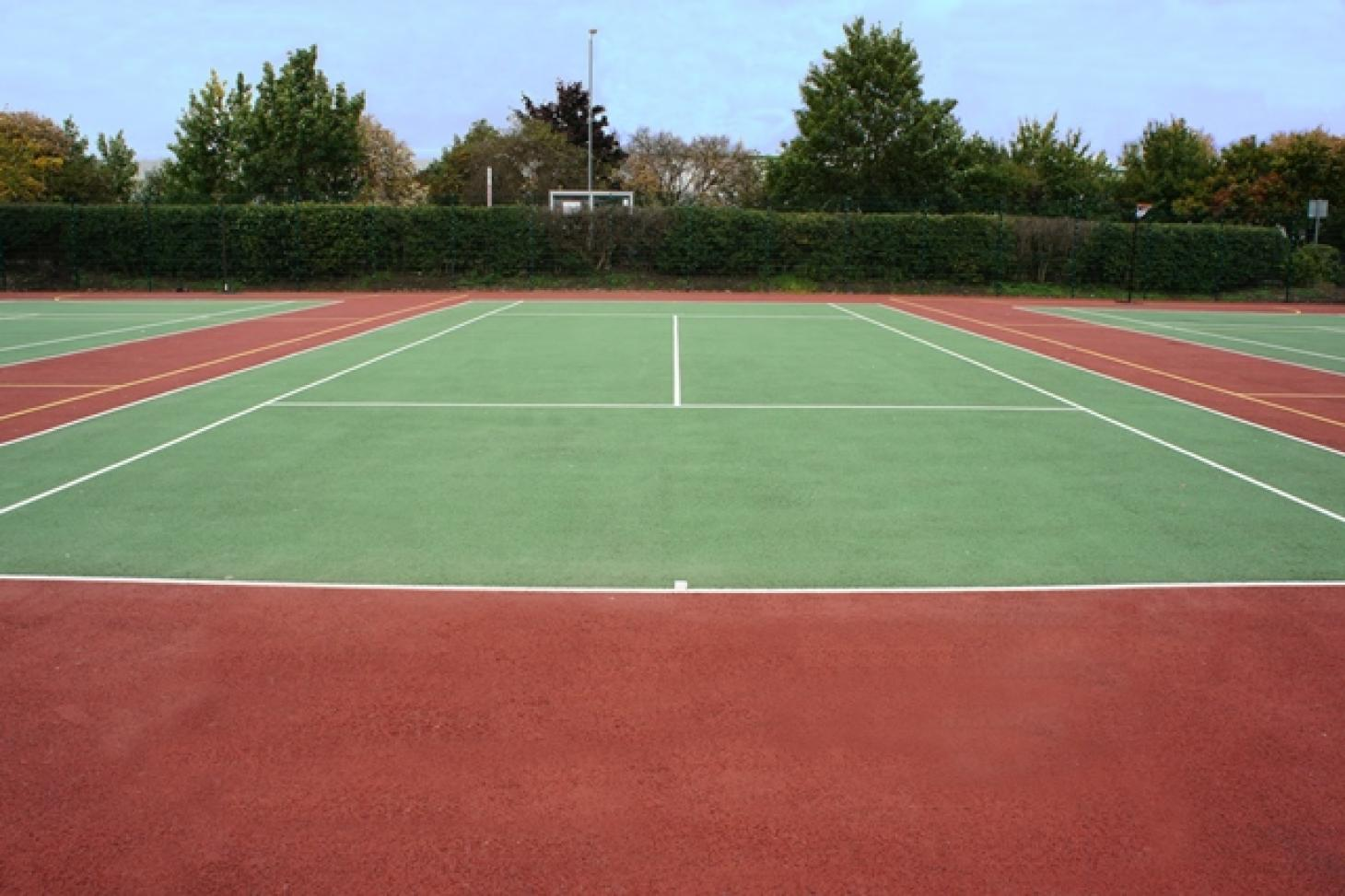 Lealands High School Outdoor | Hard (macadam) tennis court