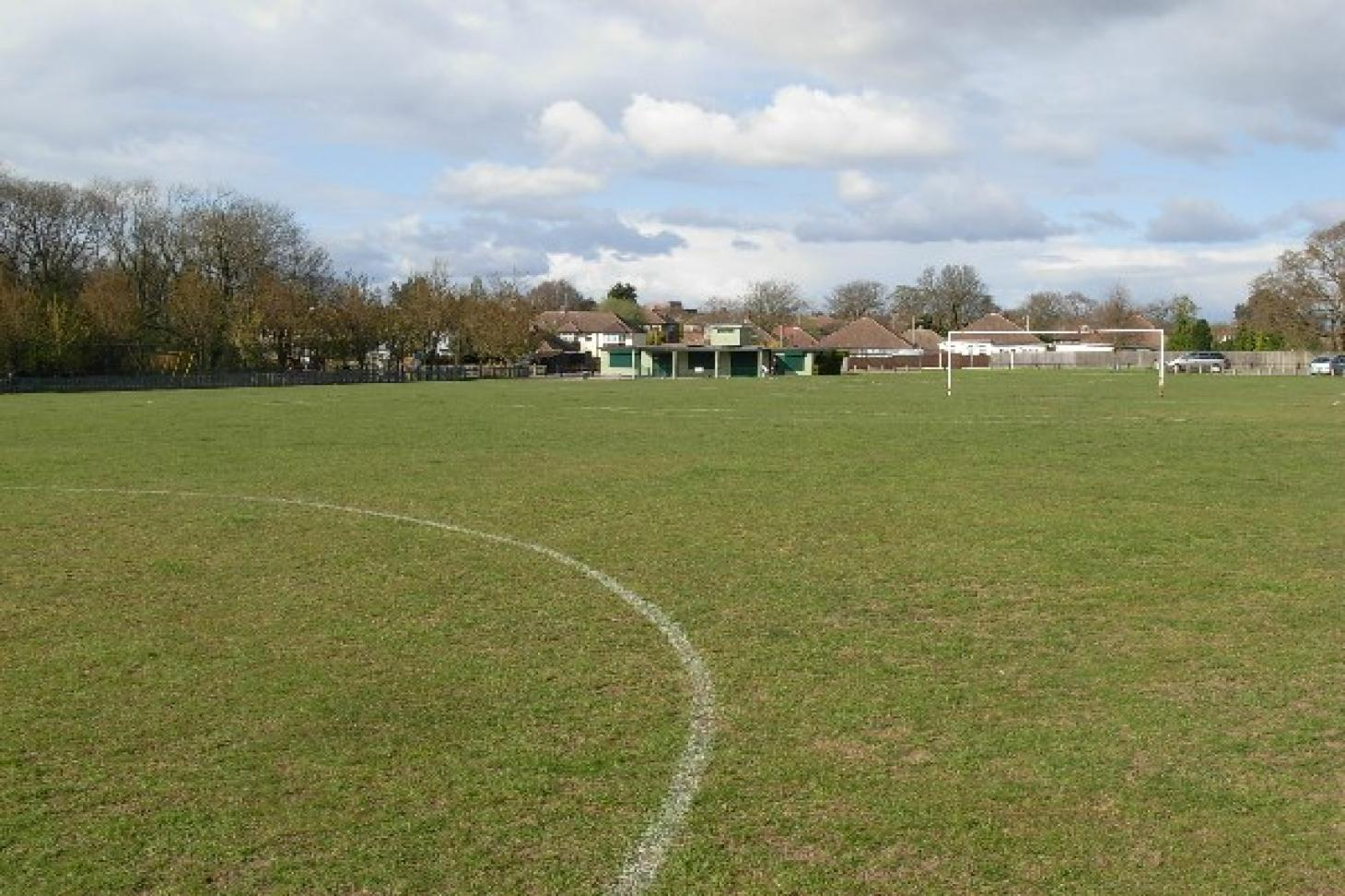 Petts Wood Recreation Ground 11 a side | Grass football pitch