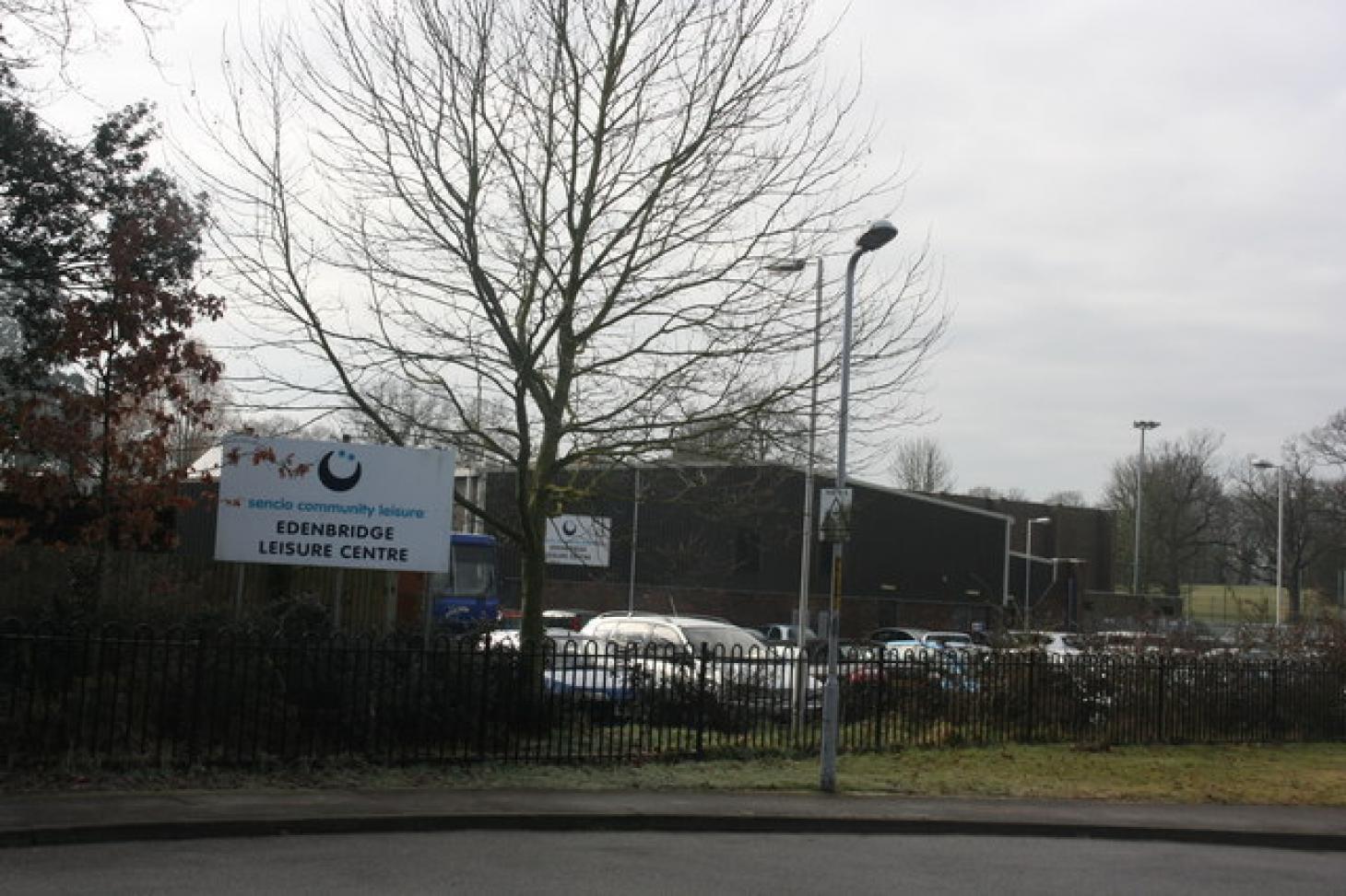 Edenbridge Leisure Centre Indoor | Hard badminton court