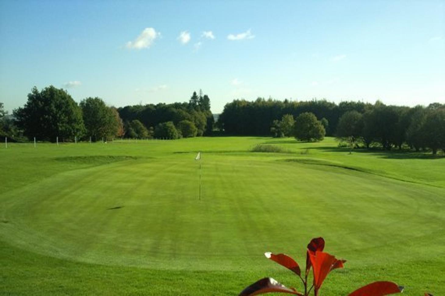 Lullingstone Park Golf Course 18 hole golf course