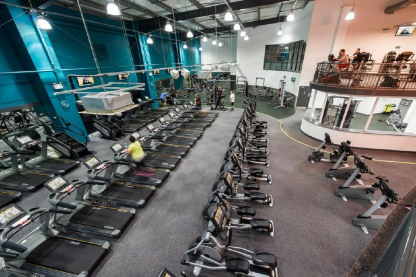 PureGym Orpington Gym gym
