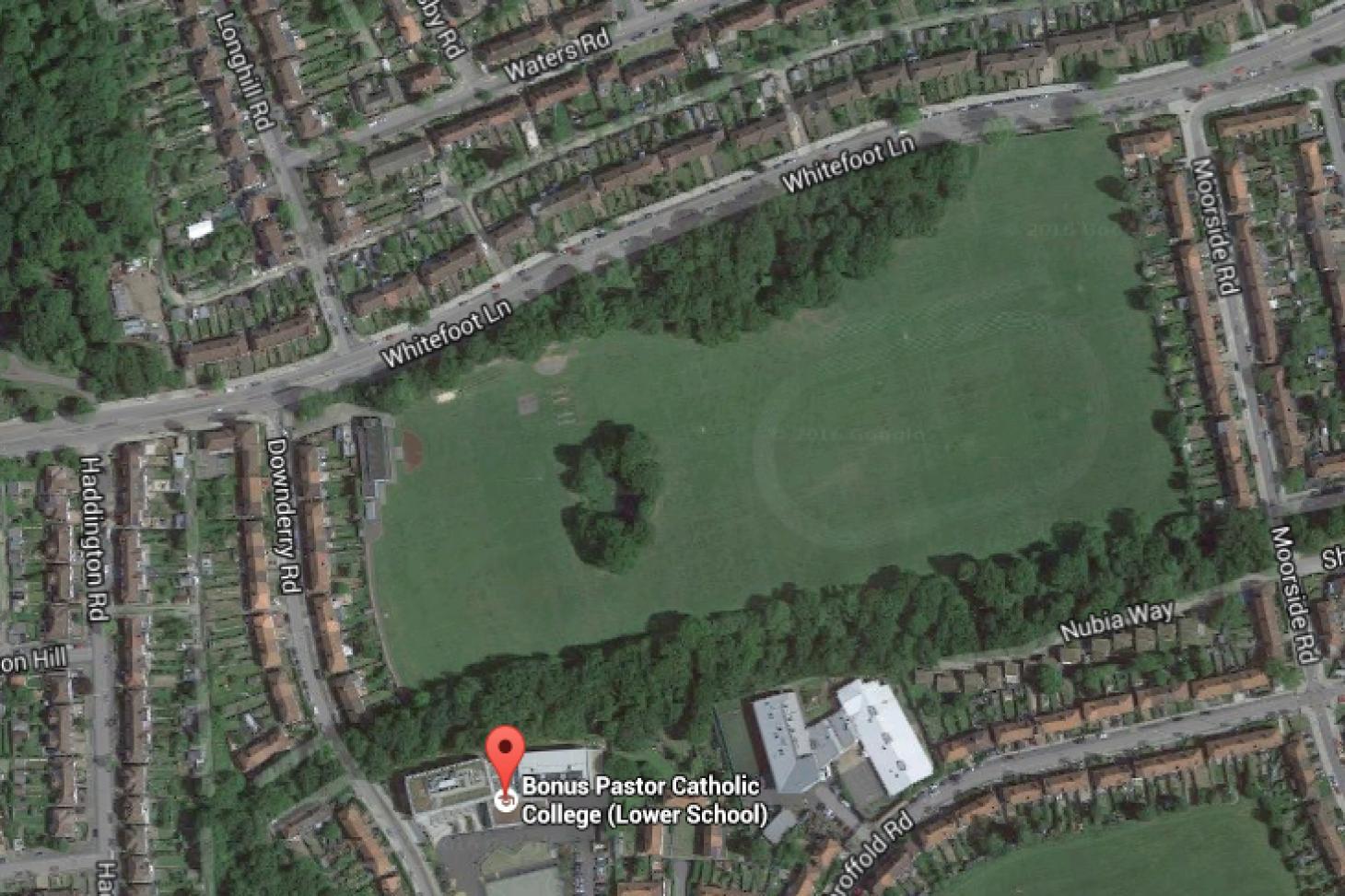 Bonus Pastor Catholic College 11 a side | Grass football pitch