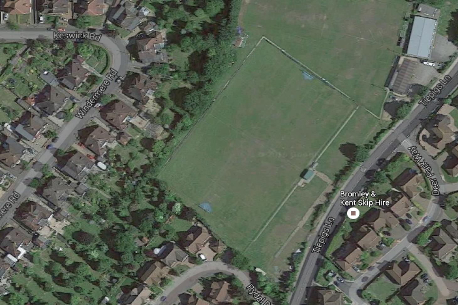 Coney Hall Football Club 11 a side | Grass football pitch