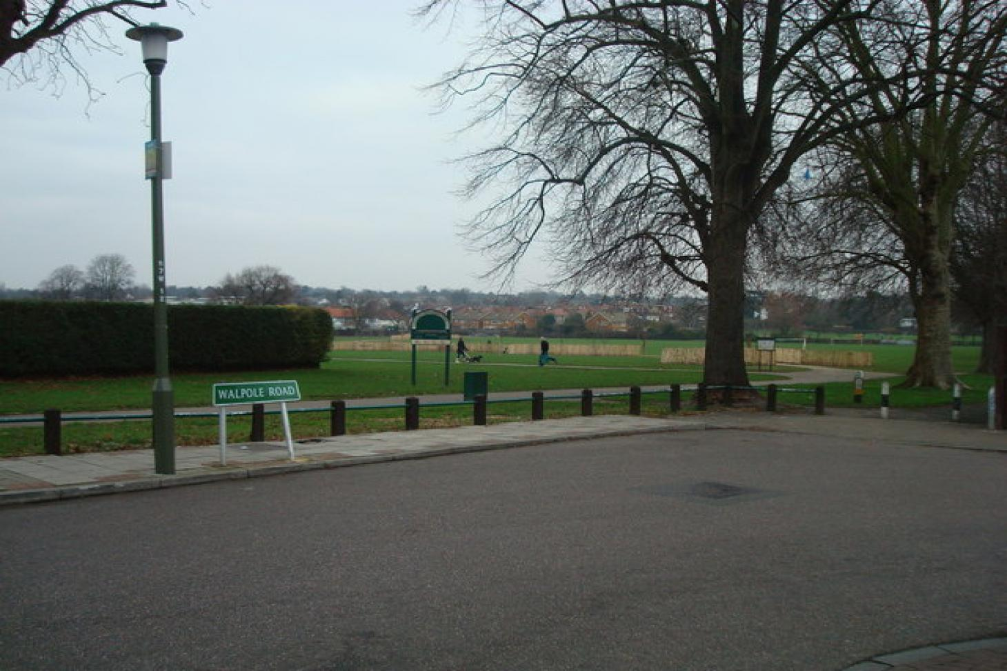 Whitehall Recreation Ground 11 a side | Grass football pitch