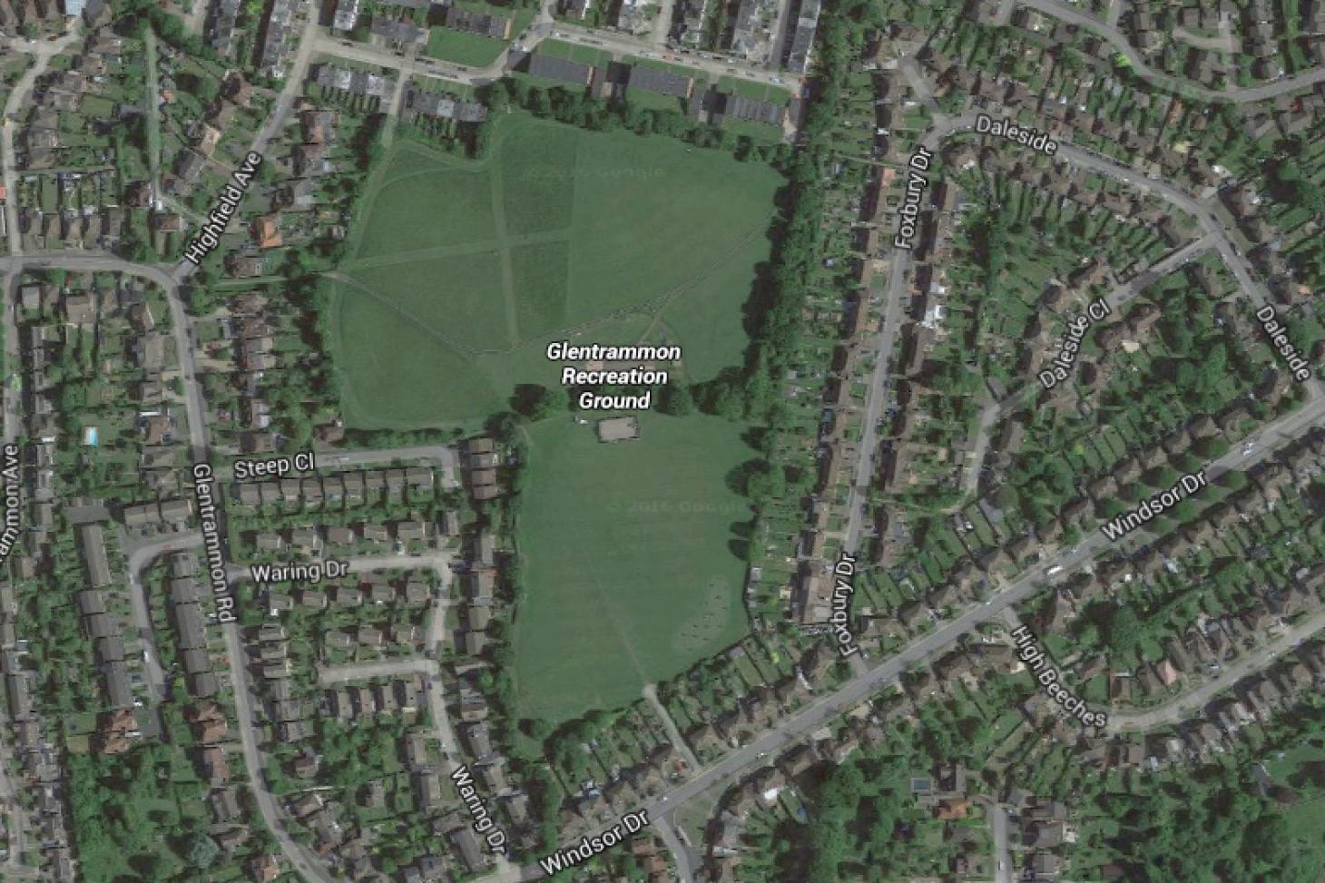 Glentrammon Recreation Ground 11 a side | Grass football pitch