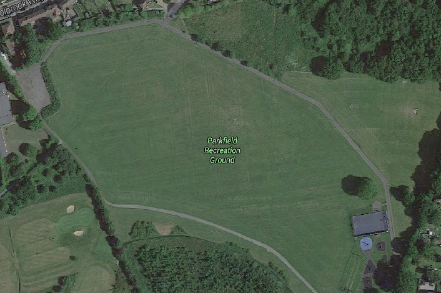 Parkfield Recreation Ground 11 a side | Grass football pitch
