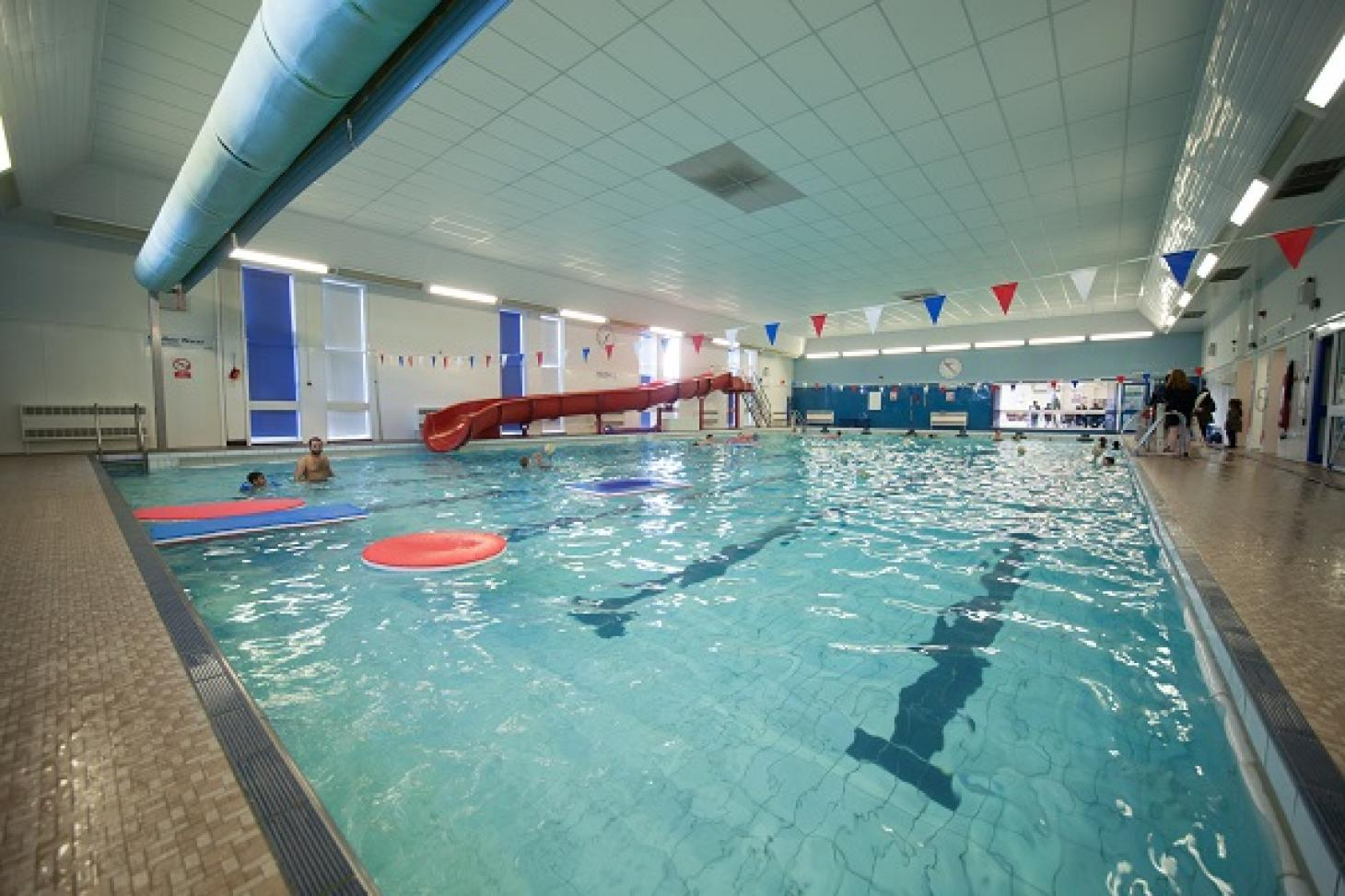 Lewsey Sports Park Indoor swimming pool