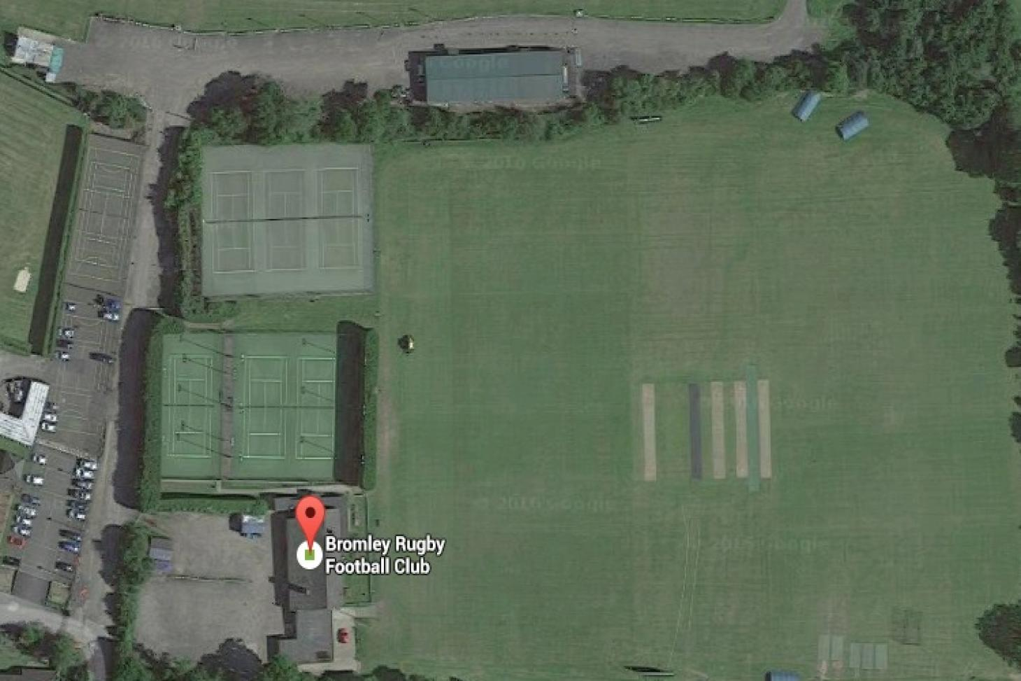 Bromley Rugby Football Club Full size | Grass cricket facilities