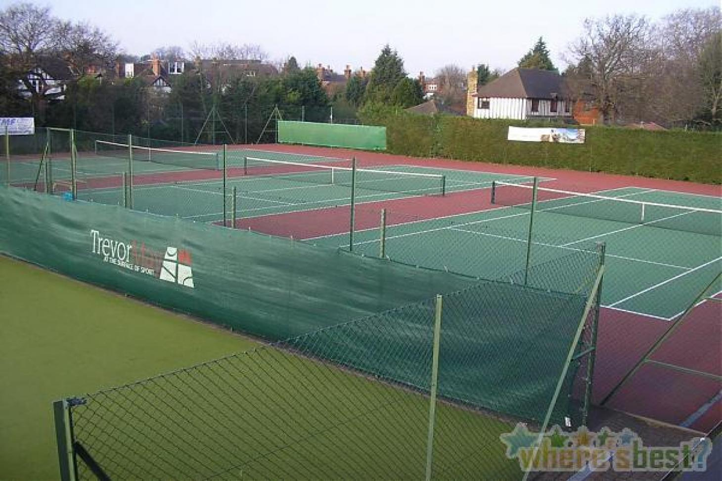Bromley Lawn Tennis and Squash Club Indoor | Hard squash court