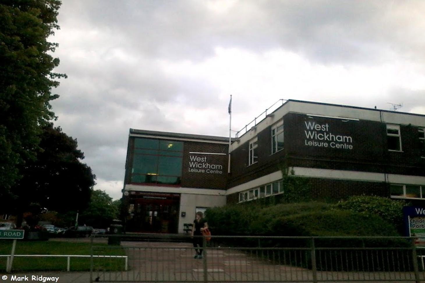 West Wickham Leisure Centre Gym gym