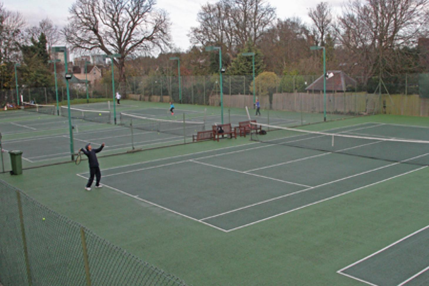 South Croydon Sports Club Outdoor | Hard (macadam) tennis court