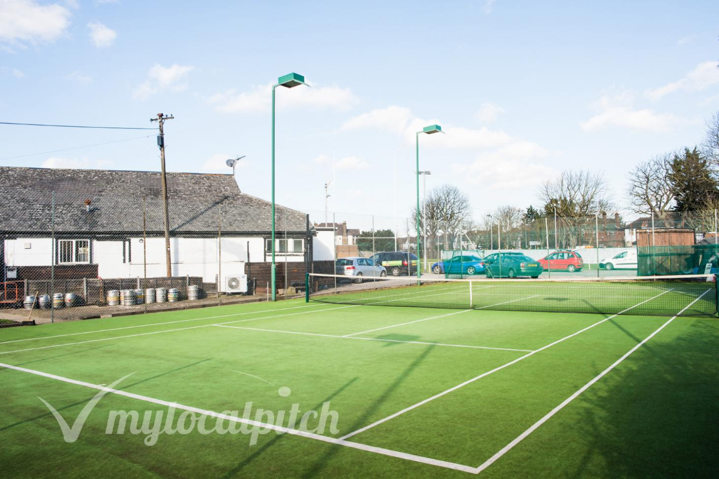 Old Actonians Association Outdoor | Astroturf tennis court