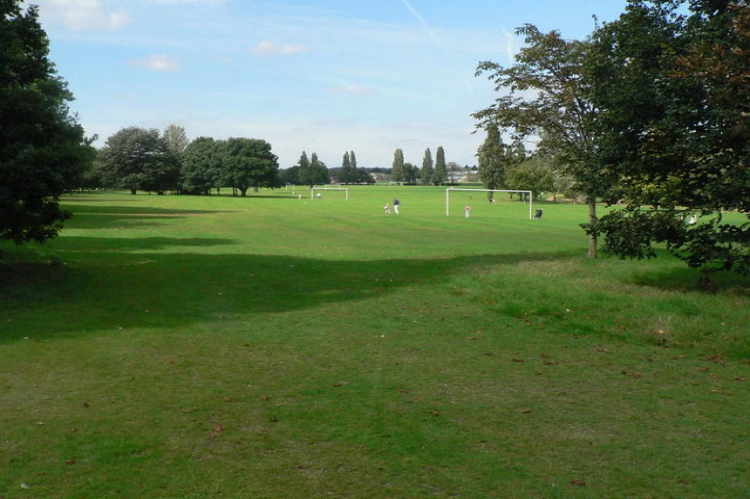 Danson Park 11 a side | Grass football pitch