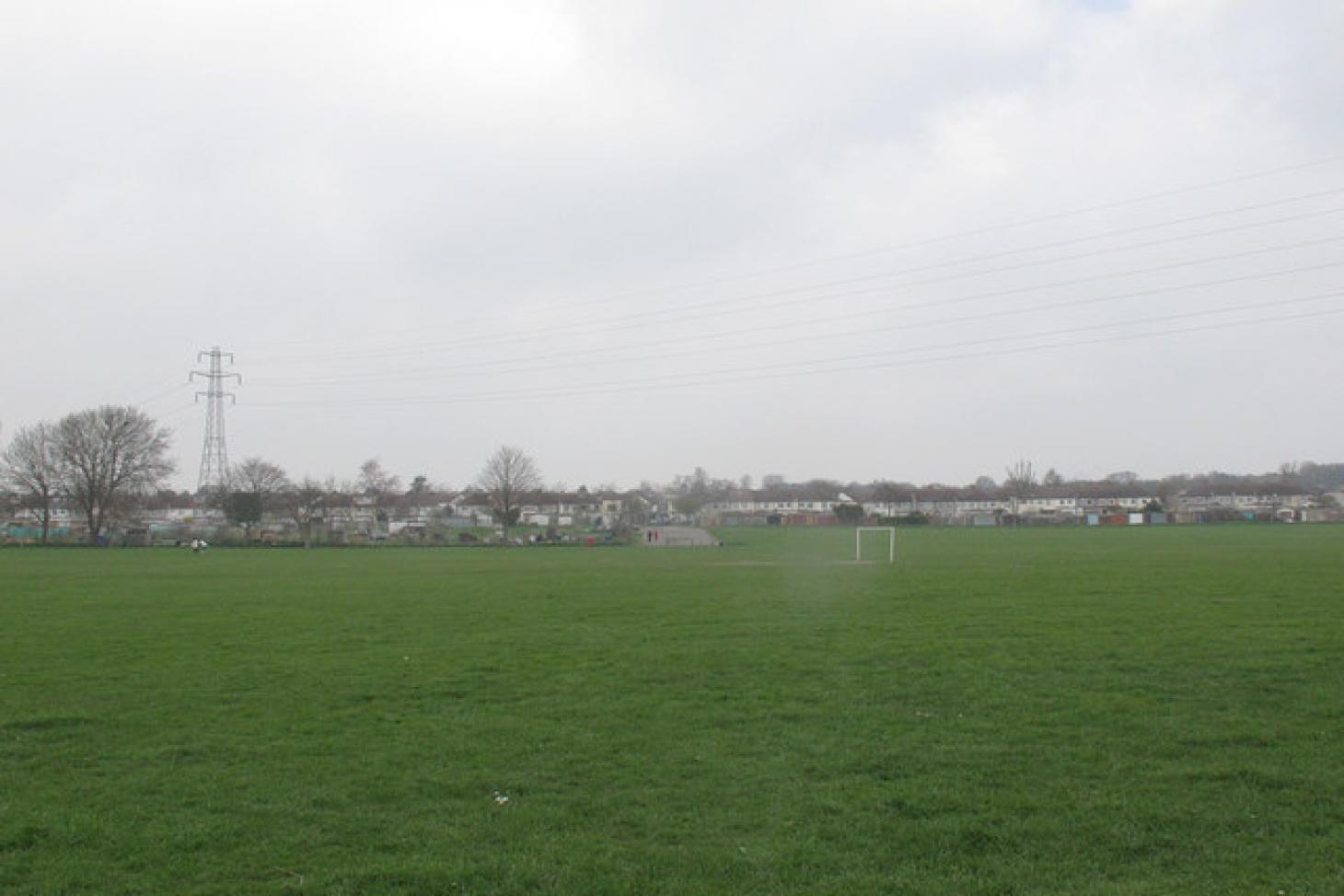 Penhill Park 11 a side | Grass football pitch
