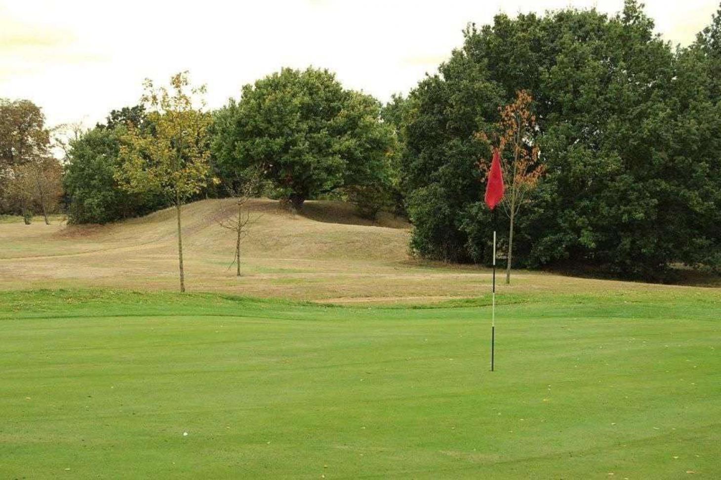 Barnehurst Golf Course 18 hole golf course