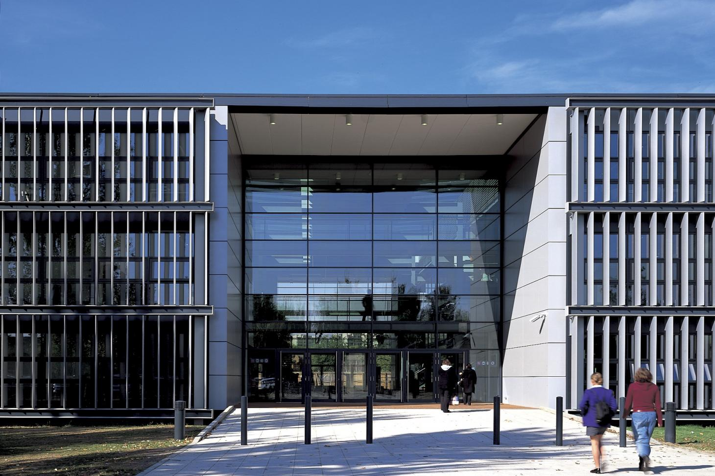 The Business Academy Bexley Indoor netball court