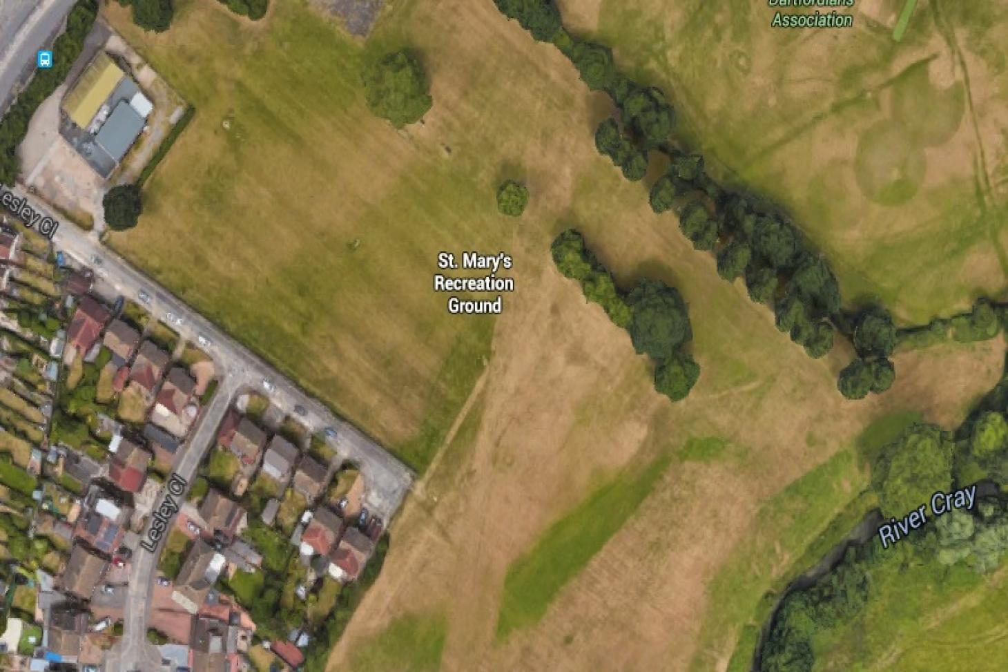 St Mary's Recreation Ground 11 a side | Grass football pitch