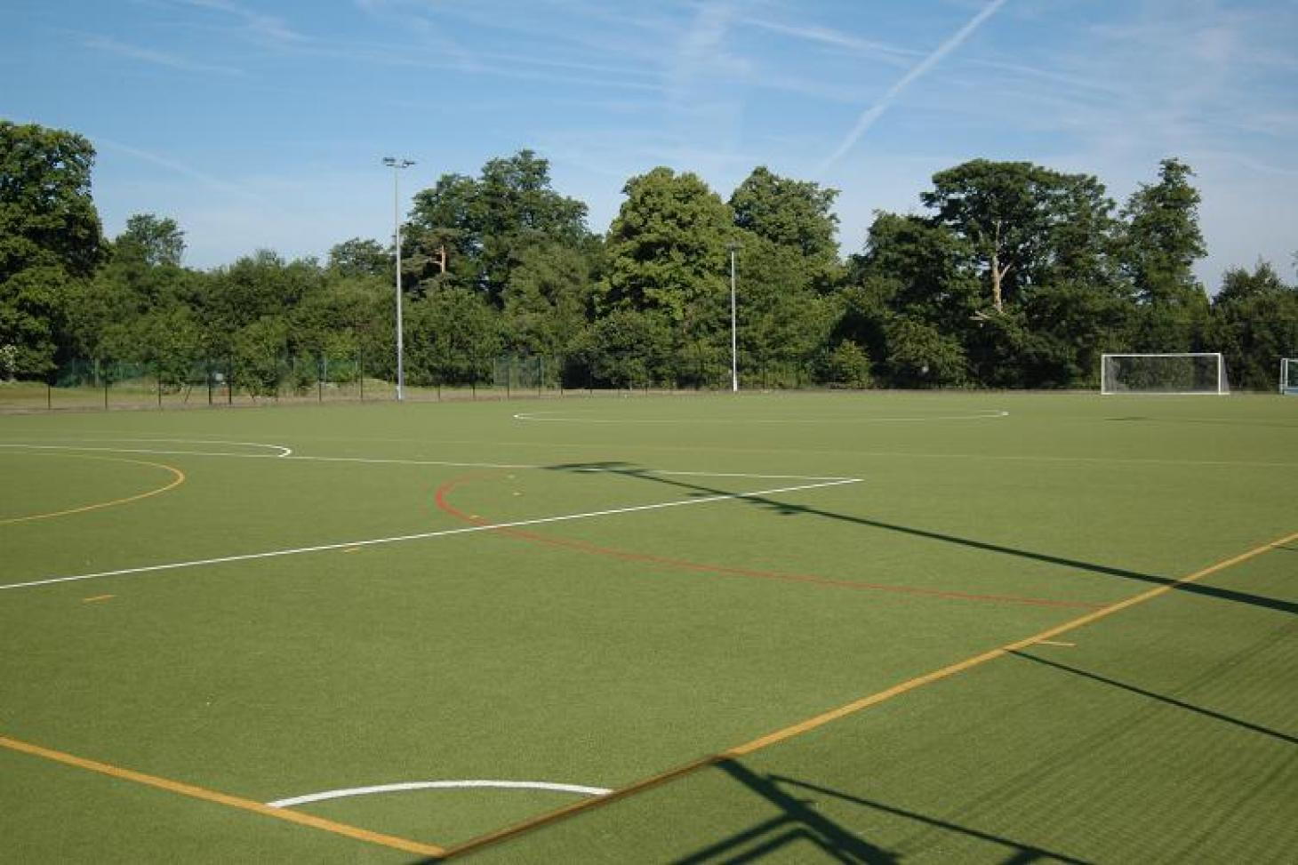 Croydon Sports Club Outdoor | Astroturf hockey pitch