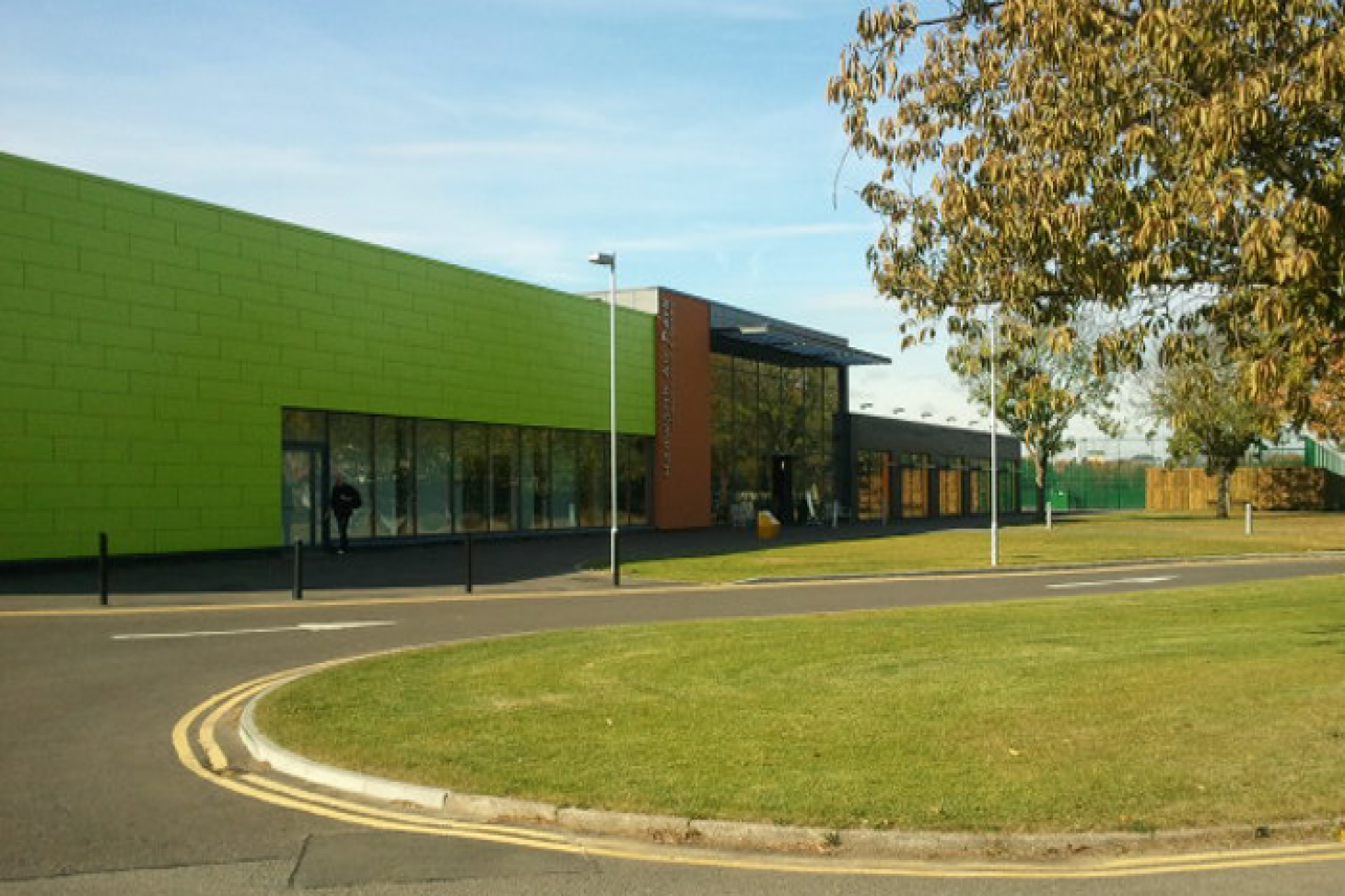 Hanworth Air Park Leisure Centre Indoor swimming pool