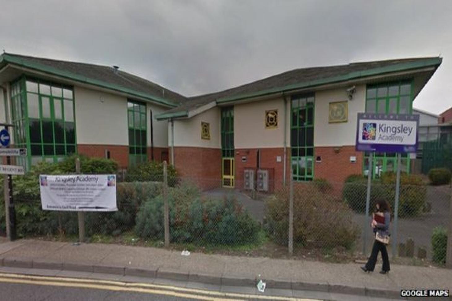 Kingsley Academy Nets | Sports hall cricket facilities