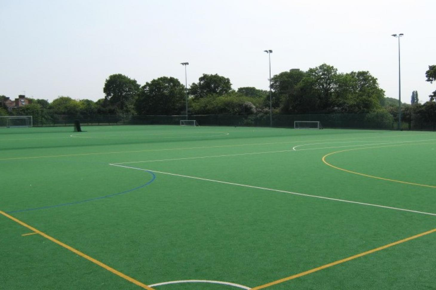 The Heathland School 11 a side | Astroturf football pitch