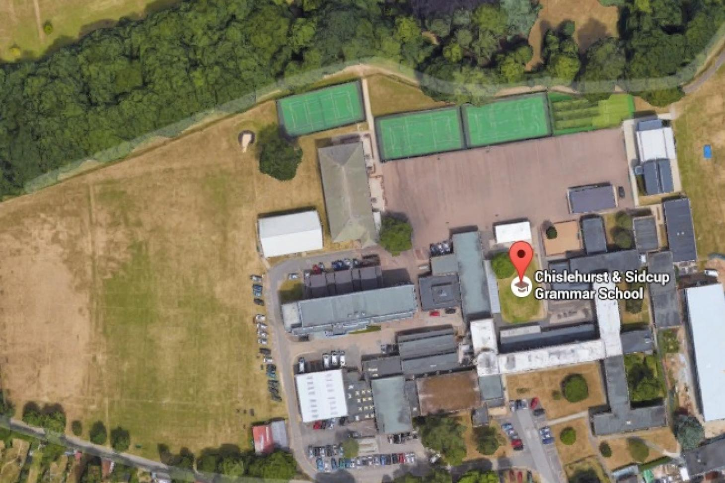 Chislehurst & Sidcup Grammar School Full size | Grass cricket facilities