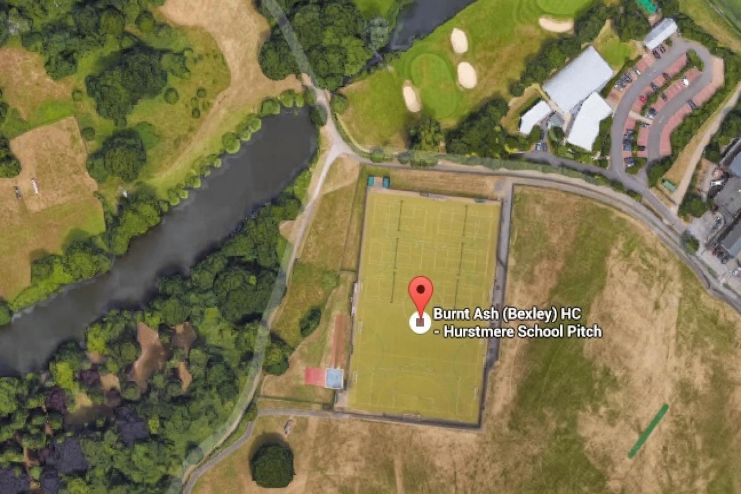 Burnt Ash Hockey Club, Hurstmere School Pitch Outdoor | Astroturf tennis court