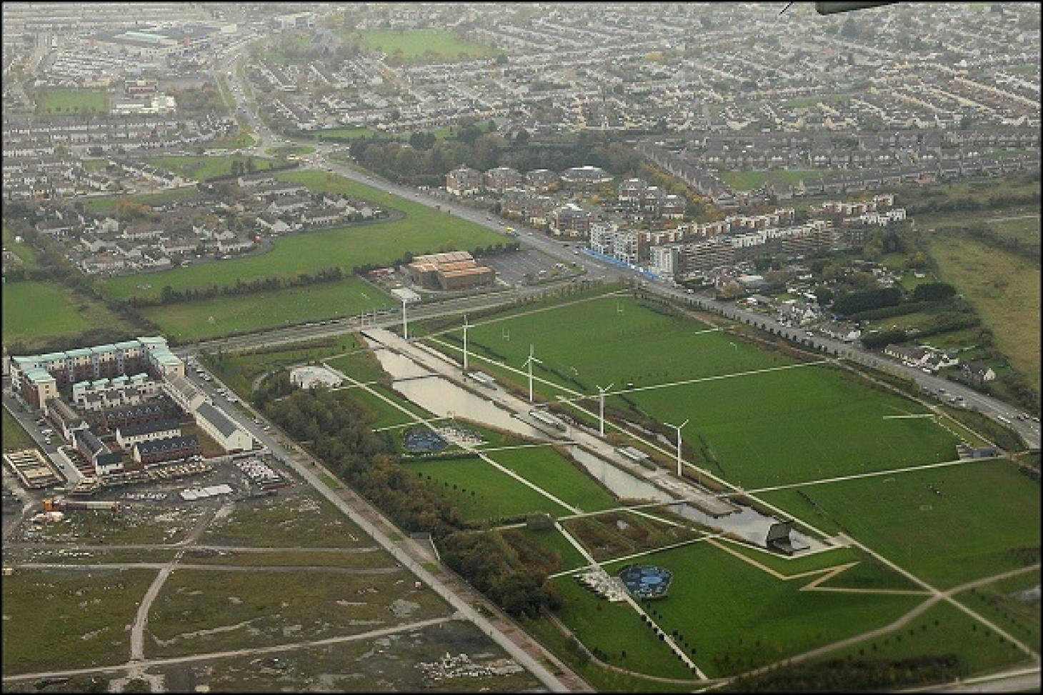 Father Collins Park Full size | Grass gaa pitch