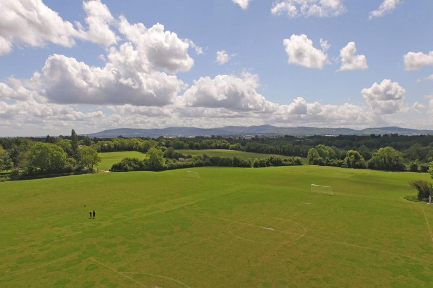 Porterstown Park Full size | Grass gaa pitch
