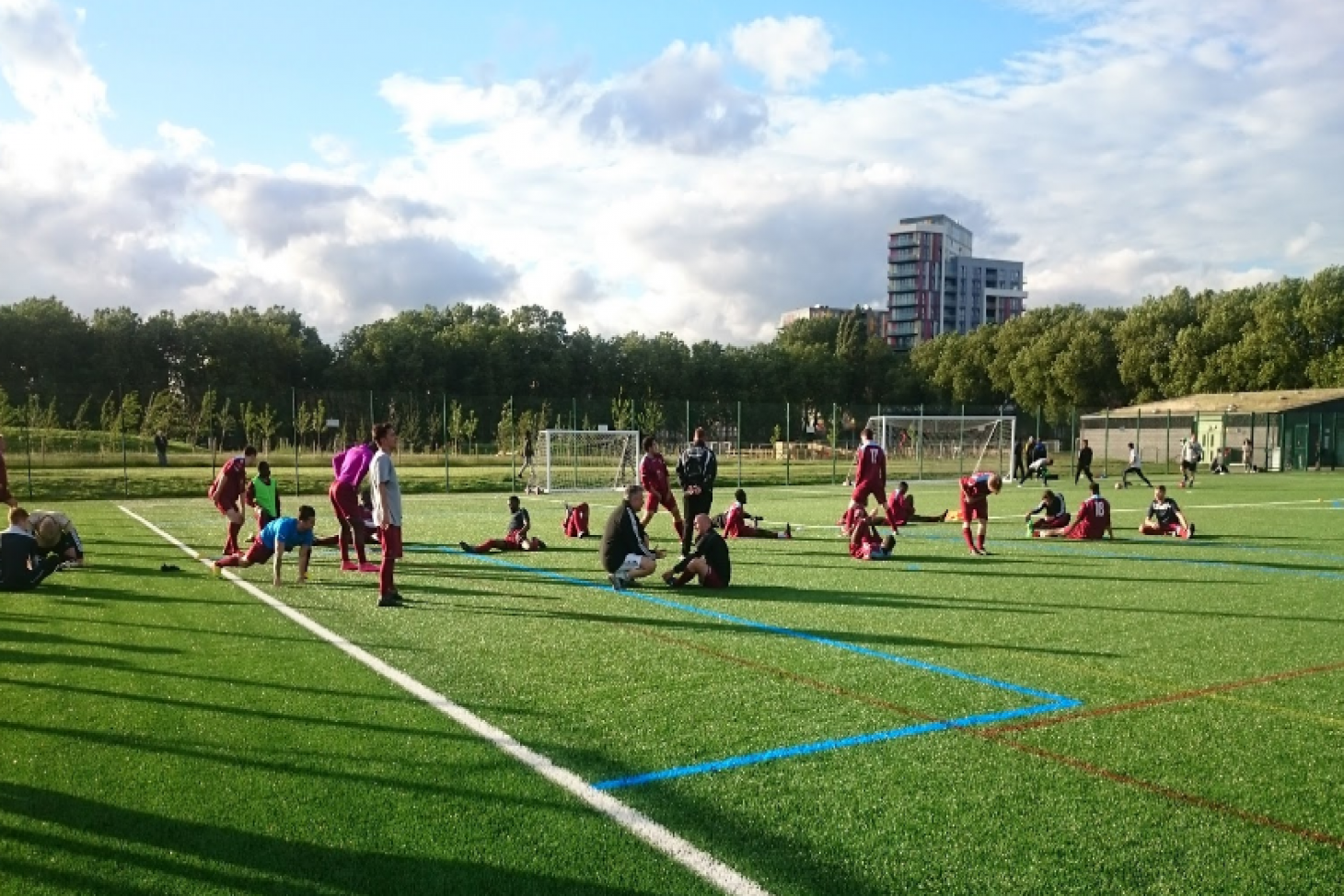 Mabley Green 11 a side | 3G Astroturf football pitch