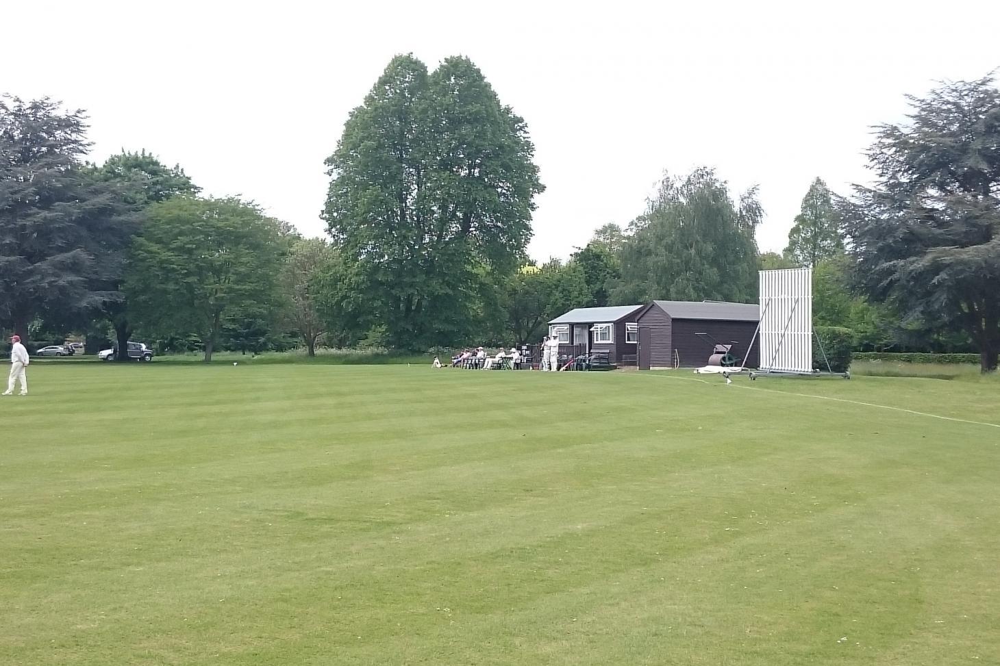 Odney Cricket Club Full size | Grass cricket facilities