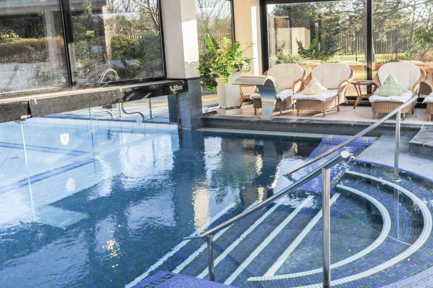Fredricks Hotel Restaurant Spa Indoor swimming pool