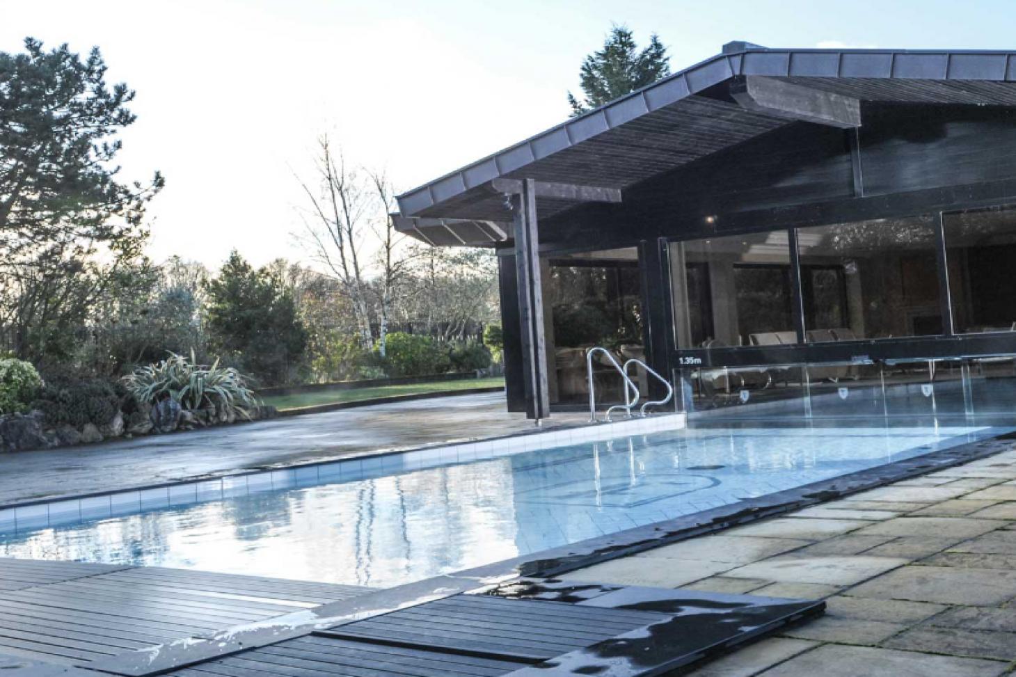 Fredricks Hotel Restaurant Spa Outdoor swimming pool