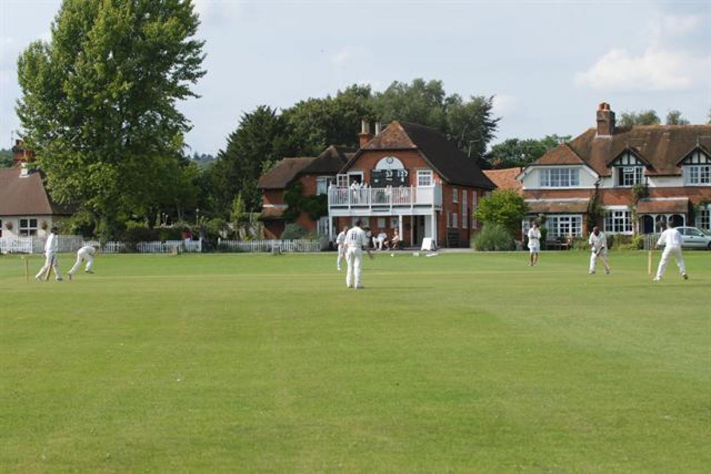 Littlewick Green Cricket Club Full size | Grass cricket facilities
