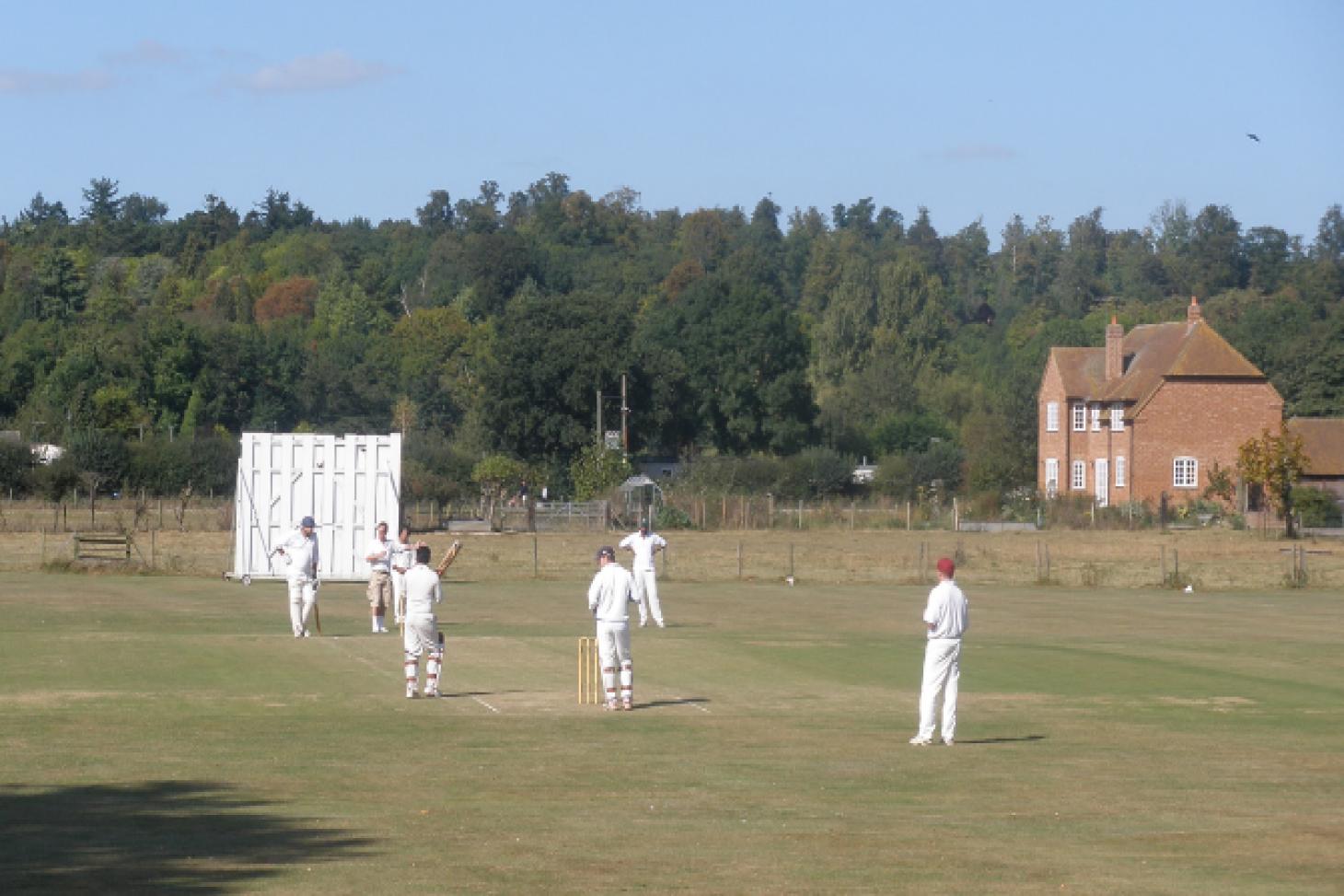 Hurley Cricket Club Full size   Grass cricket facilities