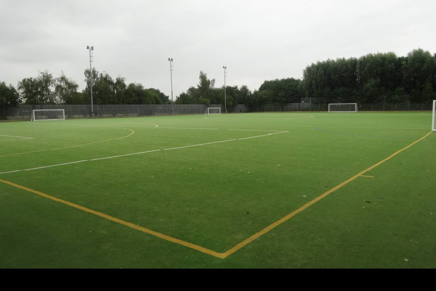 Lea Valley High School 11 a side | Astroturf football pitch