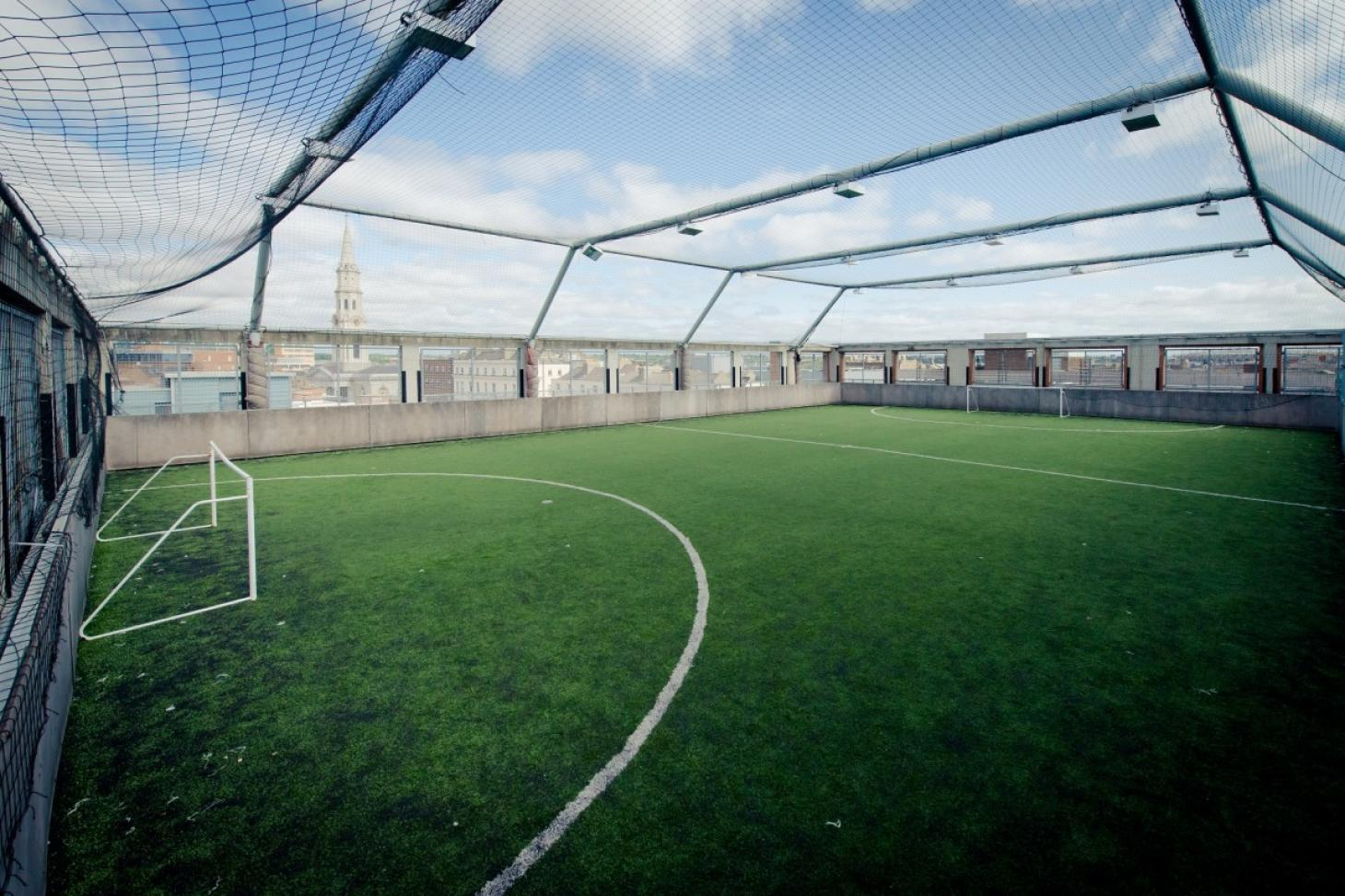 Belvedere College Tag | Astroturf rugby pitch