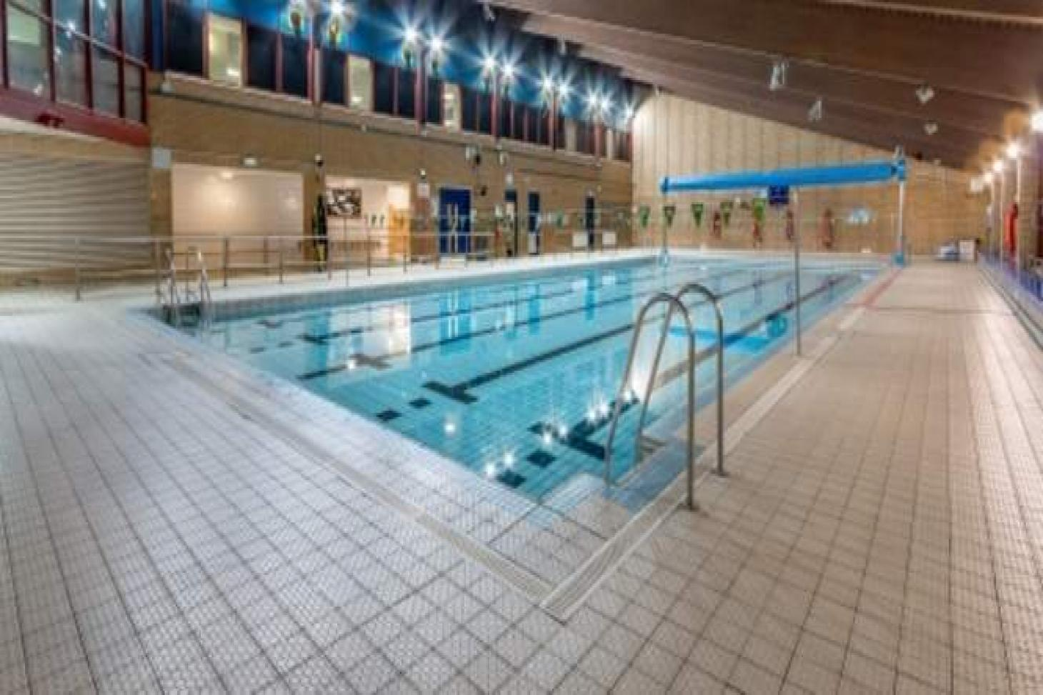 Canons Leisure Centre Indoor swimming pool