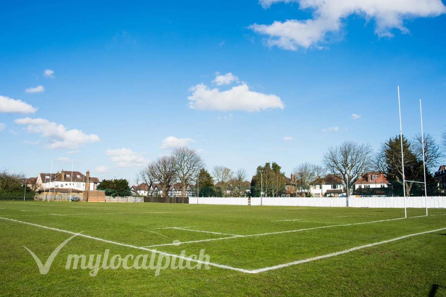 Old Actonians Association Union | Grass rugby pitch