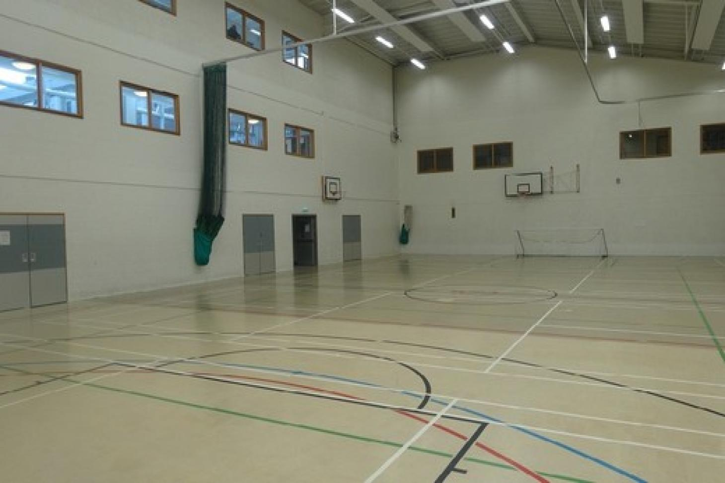Highlands School 5 a side | Indoor football pitch