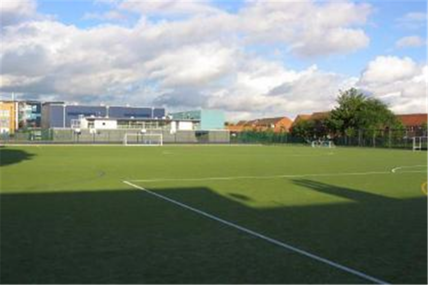 City of London Academy 11 a side   Astroturf football pitch