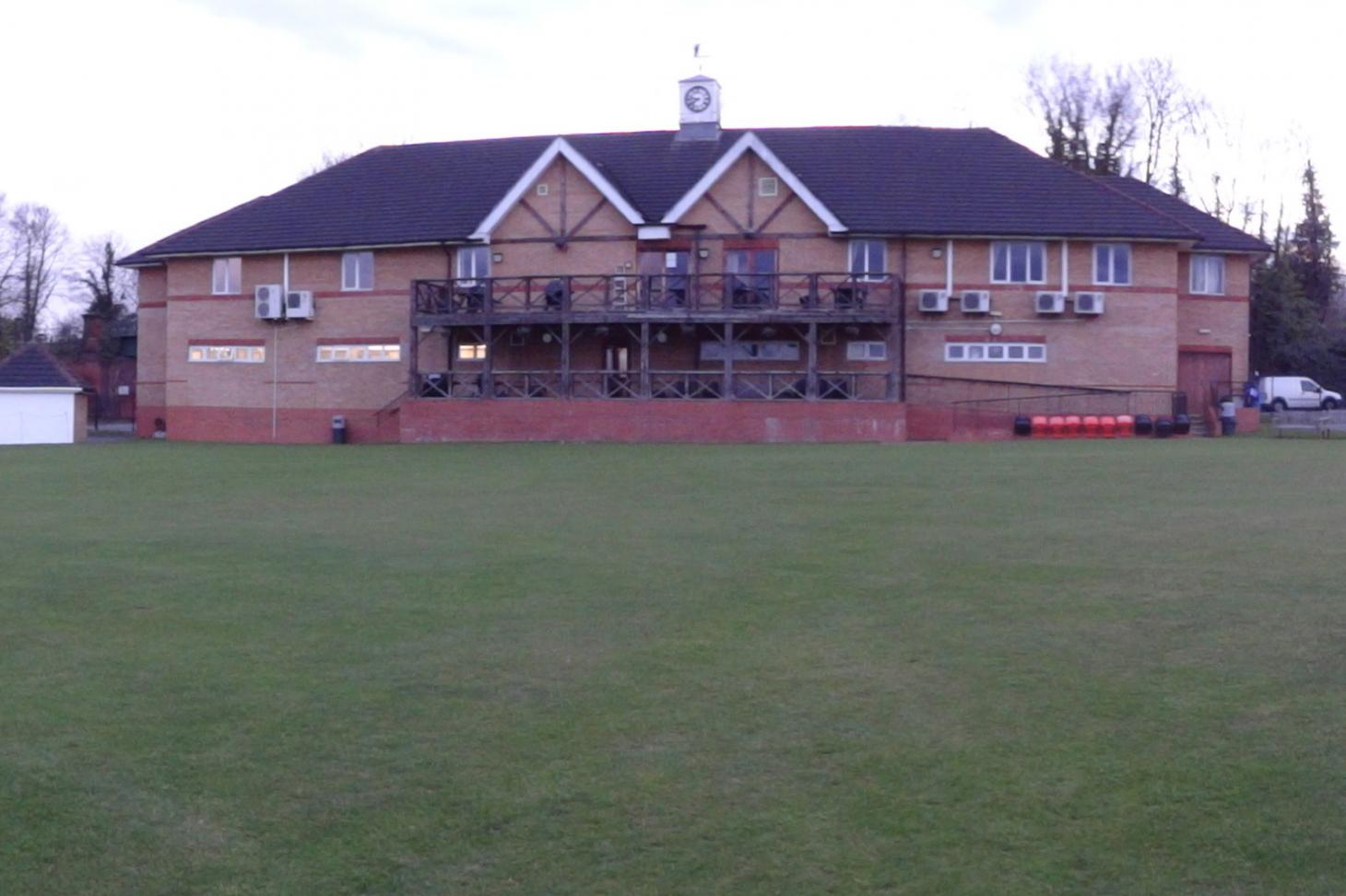 Holtwhites Sports and Social Club 11 a side | Grass football pitch